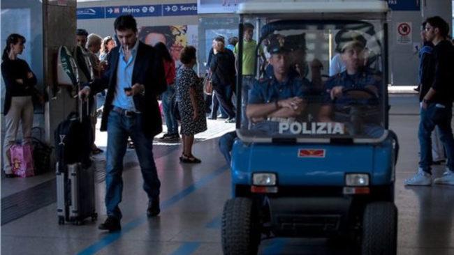 Controlli della polizia ferroviaria a Ferragosto: il bilancio