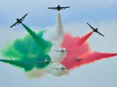 Diretta Frecce Tricolori - Jesolo Air Show 2019
