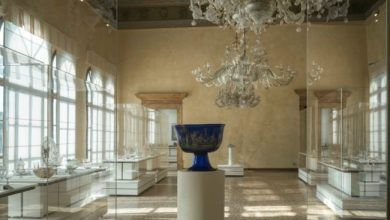 Photo of Donate 106 opere in vetro: saranno esposte al museo di Murano