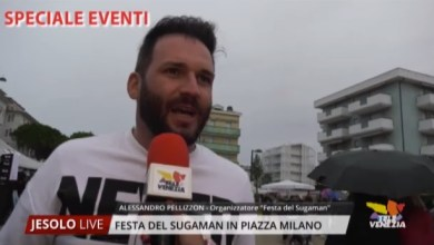 Festa del Sugaman in Piazza Milano 2019