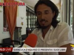 Gianluca D'Aquino ci presenta i suoi ultimi libri