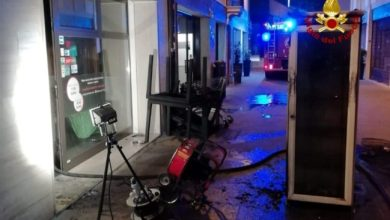 Photo of Incendio in un ristorante giapponese: locale devastato