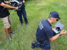 Jesolo, lotta al commercio abusivo: sperimentati i droni