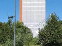 La ristrutturazione dell'edificio Ater in via Triestina