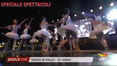 Orfeo in Italia: la 12° edizione a Jesolo