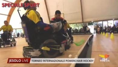 Powerchair Hockey: lo sport paralimpico a Jesolo