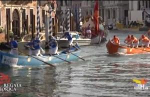 Regata Storica 2019: regata dei giovanissimi e delle caorline