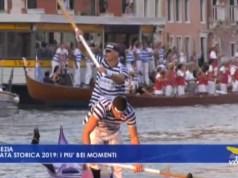 Regata Storica Venezia 2019: i più bei momenti