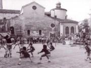 Ritorna il torneo di pallavolo in Campo San Giacomo dell'Orio