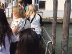 Si fingevano turiste, ma erano borseggiatrici