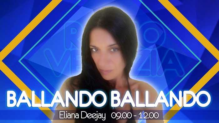 eliana ballando ballando radio venezia