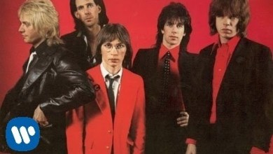 Photo of OldMusic: Ric Ocasek, Rod Stewart, McCartney & Starr