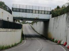 lunedì 23 settembre i lavori di risanamento del sottopasso