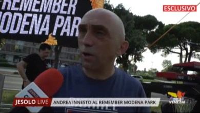 Photo of Andrea Innesto (Cucchia) al Remember Modena Park