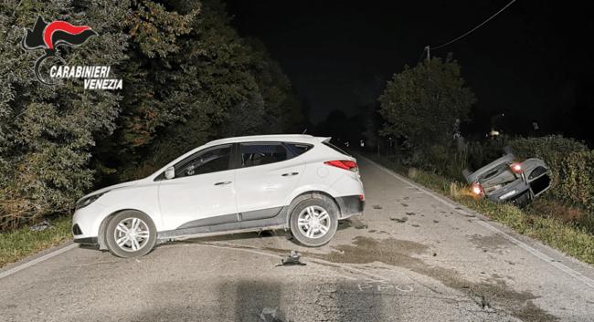 Ceggia, incidente tra due auto: muore 53enne di San Stino