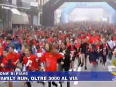 Family Run a San Donà di Piave: oltre 3000 al via