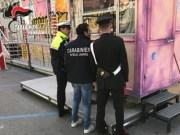 Fiere del Rosario: scovati 10 lavoratori in nero. Denunce e sanzioni