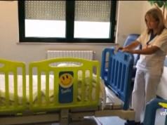 Ospedale di Portogruaro: installati nuovi letti di ultima generazione