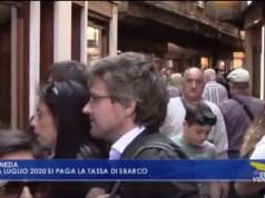 Tassa di sbarco a Venezia: la si paga dal 1 luglio 2020