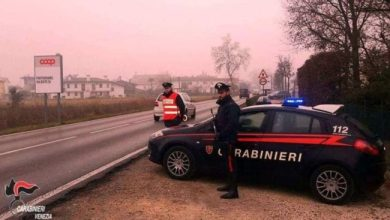 Photo of Portogruaro: evade dai domiciliari, 18enne finisce in carcere