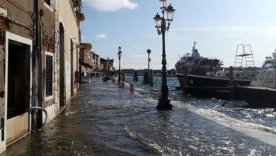 Acqua alta a Venezia: previsioni dal 11 novembre