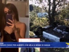 Alberto Antonello si risveglia e urla il nome di Giulia