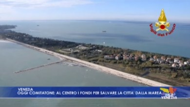 Photo of Comitatone: al centro i fondi per salvare Venezia dalla marea