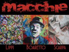 Macchie: Lippi, Boaretto e Scarpa in Mostra