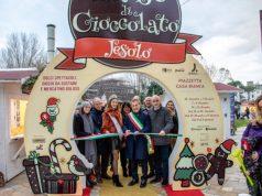 Natale a Jesolo: inaugurato Il Paese di Cioccolato