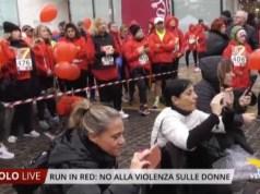 Run in Red 2019: no alla violenza sulle donne