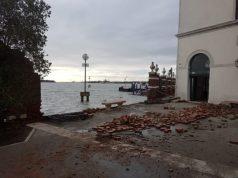 danni isola san servolo acqua alta