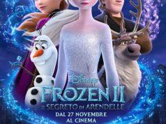 """CineWeekend: """"Frozen II: Il segreto di Arendelle"""" si impone su tutti gli altri"""
