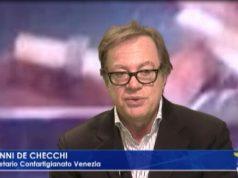 Artigiani a Venezia e il maltempo: parla Gianni De Checchi