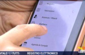 registro elettronico digitale per tutti
