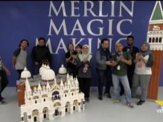 4,9 milioni mattoncini Lego per i monumenti iconici d'Italia a Gardaland