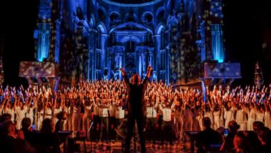 Photo of Big Vocal Orchestra in concerto nel Duomo di Chioggia