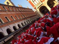 Corsa dei Babbi Natale a Venezia 2019