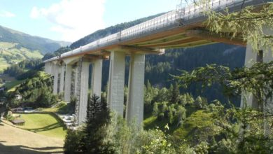 Effetto Ponte Morandi: quadruplicata la richiesta di ponteggi di sostegno