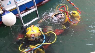 Gondolieri sub: 6 gennaio nuova immersione in Rio di San Luca