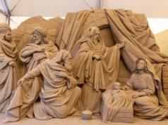 Jesolo Sand Nativity 2019 inaugurata la 18° edizione