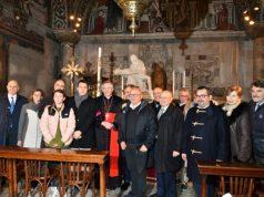 Pietà del Battistero della Basilica di San Marco torna al suo splendore