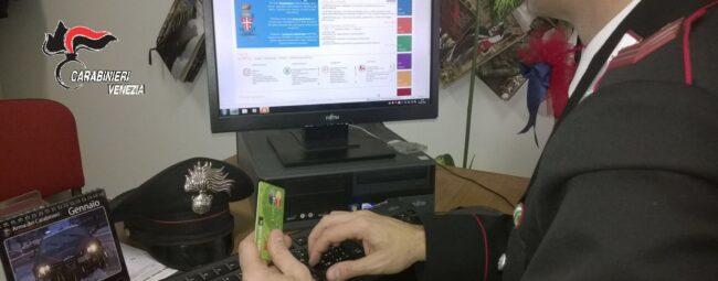 Truffatore online: arrestato nel suo appartamento di Mira