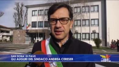 Andrea Cereser: auguri ai cittadini di San Donà di Piave