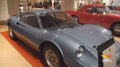 "Photo of Auto storiche all'M9: la mostra della ""Scuderia Serenissima"""