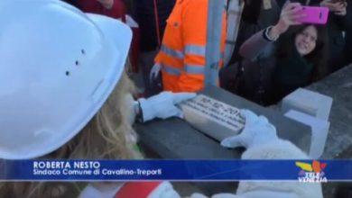 VIDEO: Cavallino Treporti: apre il cantiere per 5 km di pista ciclabile - Televenezia