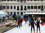 Pista di pattinaggio a Venezia 2020: orari di apertura