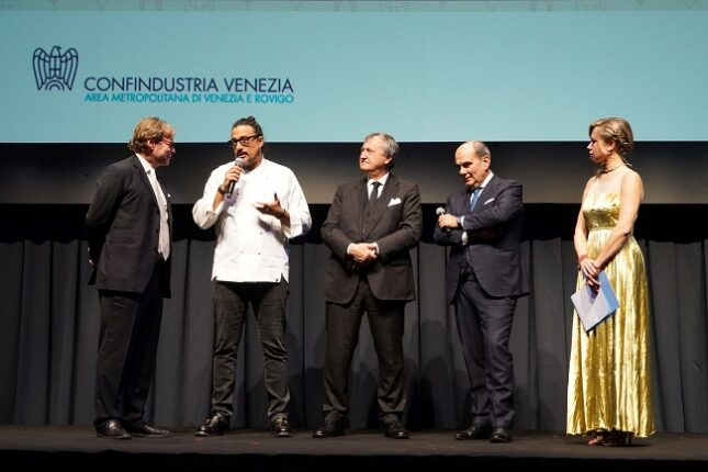 Confindustria: dalla cena di gala 119mila euro per Venezia - Televenezia