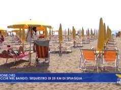 Bibione: trucchi nel bando, sequestro di 25 km di spiaggia