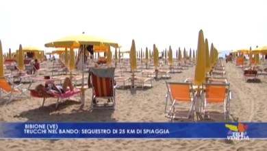 Photo of Bibione: trucchi nel bando, sequestro di 25 km di spiaggia