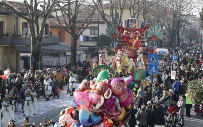 Carnevale dei Ragazzi di Zelarino 2020 programma